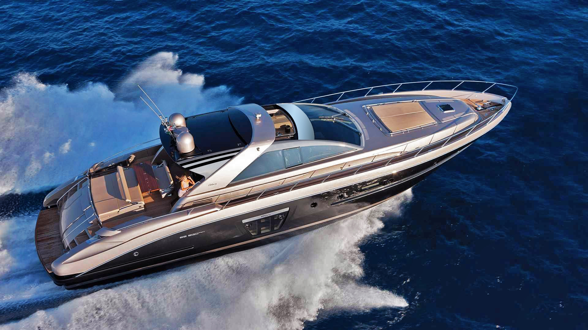 Riva 68 Ego - Chrome